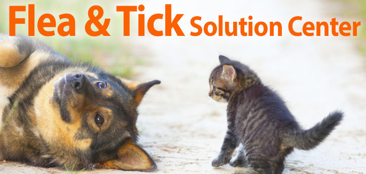 Flea & Tick Solution Center