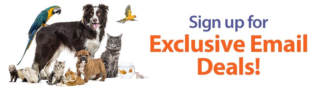 Petsupplies.com Email Sign Up!