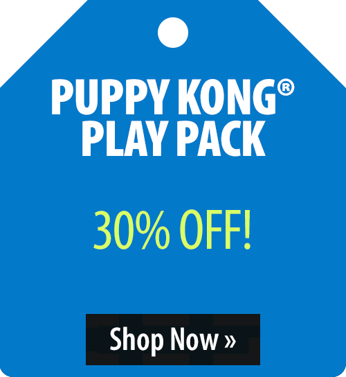 Puppy KONG® Play Pack
