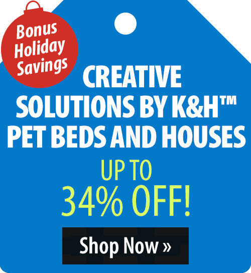 Creative Solutions by K&H™ Pet Beds and Houses