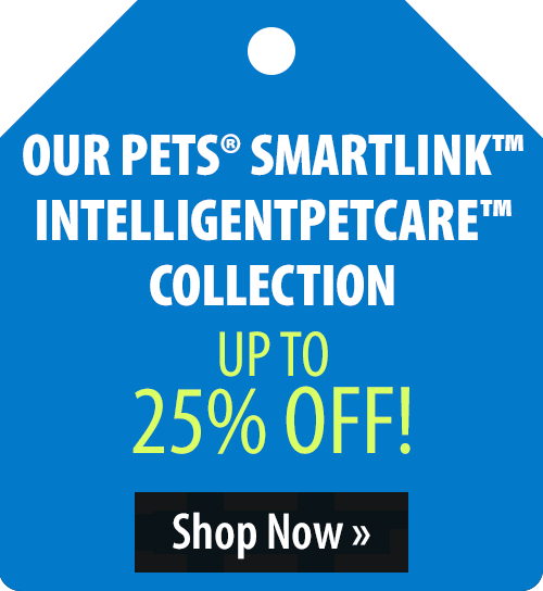 Our Pets® SmartLink™ IntelligentPetCare™ Collection