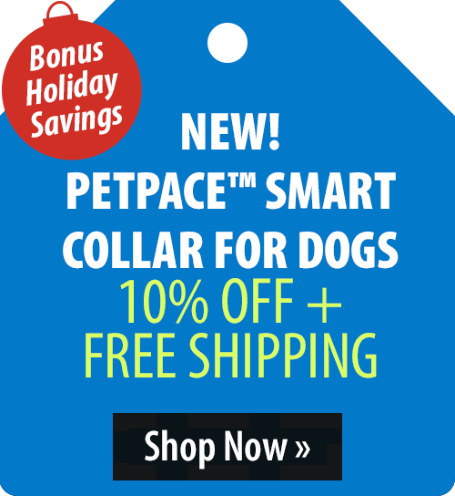 PetPace™  Smart Collar for Dogs