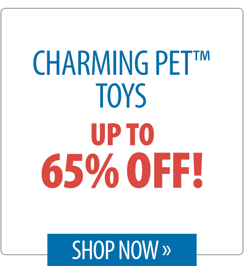 Charming Pet™ Toys