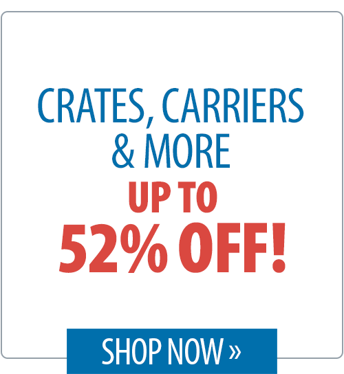 Crates, Carriers & More