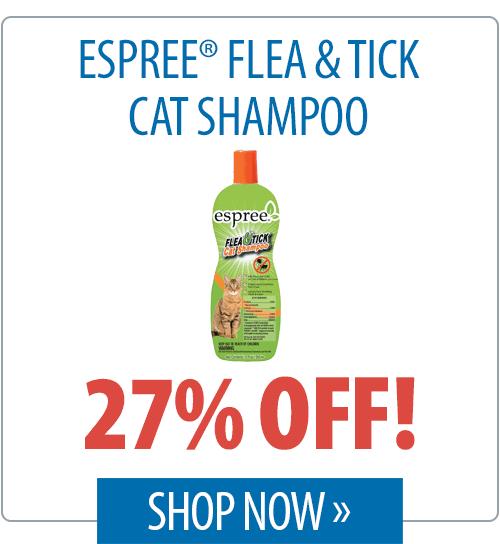 Espree® Flea & Tick Cat Shampoo