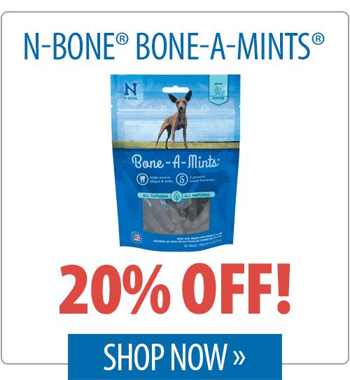N-Bone® Bone-A-Mints®