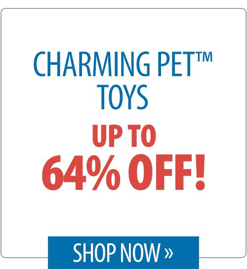 Charming Pet� Toys