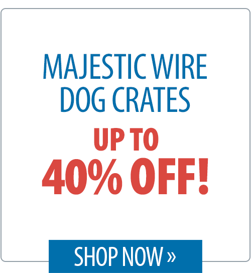 Majestic Wire Dog Crates